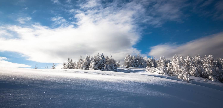 Paesaggi invernali Trentino