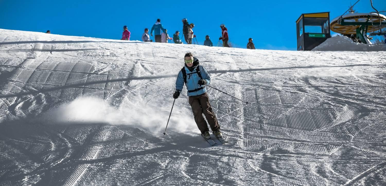 Levico Terme sciare