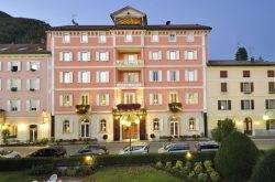 Hotel Eden a Levico Terme in Trentino