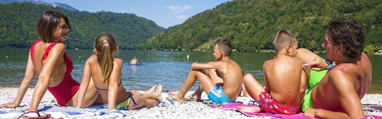 Genießen Sie unvergessliche Sommer-Ferien in Levico Terme, dem abwechslungsreichen Urlaubsort im Trentino.