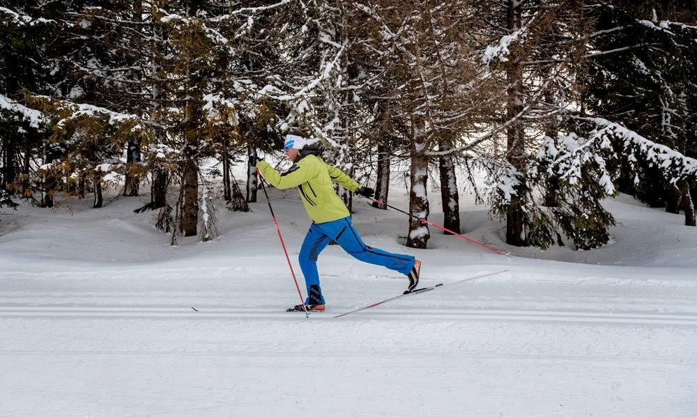 Percorsi da fare con gli sci da fondo in Trentino