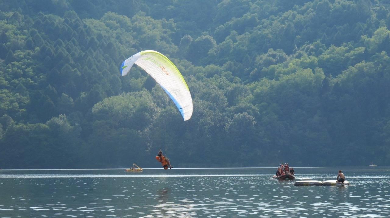 Am Levico-See entspannen und genießen