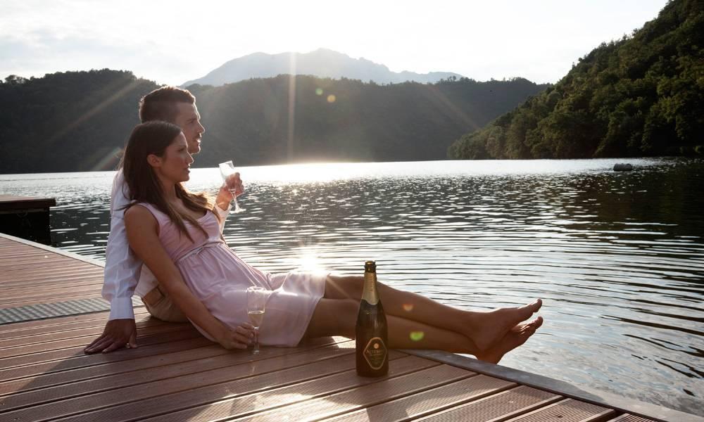 Wellness im Trentino genießen – Levico Terme