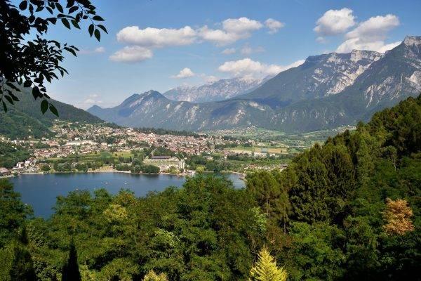 Levico Terme in Trentino