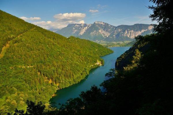 Lago di Levico: Bandiera Blu
