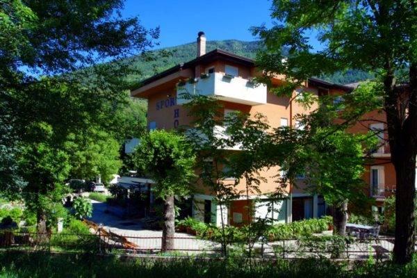 Hotel Sport a Levico Terme in Trentino