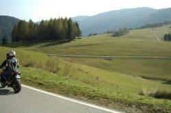 Trentino: Esplorare il Trentino in moto