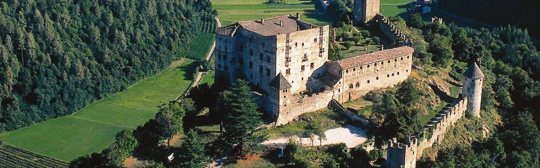 Die Burgen und Schlösser im Trentino und rund um Levico Terme erwarten Sie mit viel Geschichte zum Anfassen.