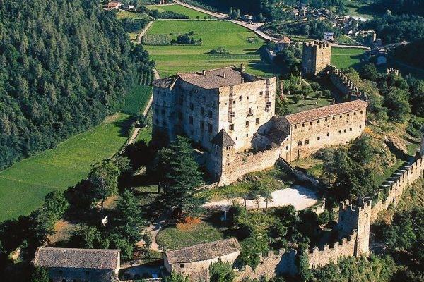 Castelli Trentino: Levico Terme e dintorni