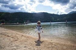 Il lago di Levico Terme – una fresca alternativa!