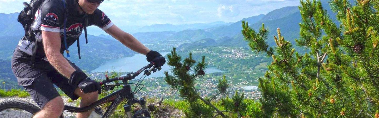 In bike alla scoperta di Levico Terme: monta in sella e vai alla scoperta del Trentino. Levico Mtb: tanti percorsi nella natura più incontaminata.