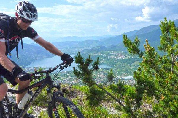 In bike per esplorare il Trentino