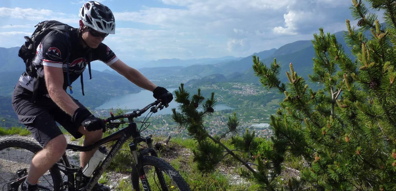 Levico Mtb - estate in mountain bike!