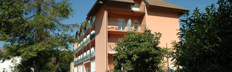 Albergo Villa Flora a Levico Terme in Trentino
