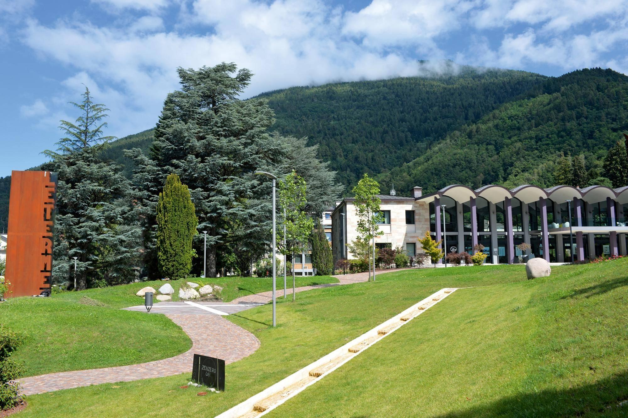 Ein Hotel im Trentino: dem Himmel ganz nah