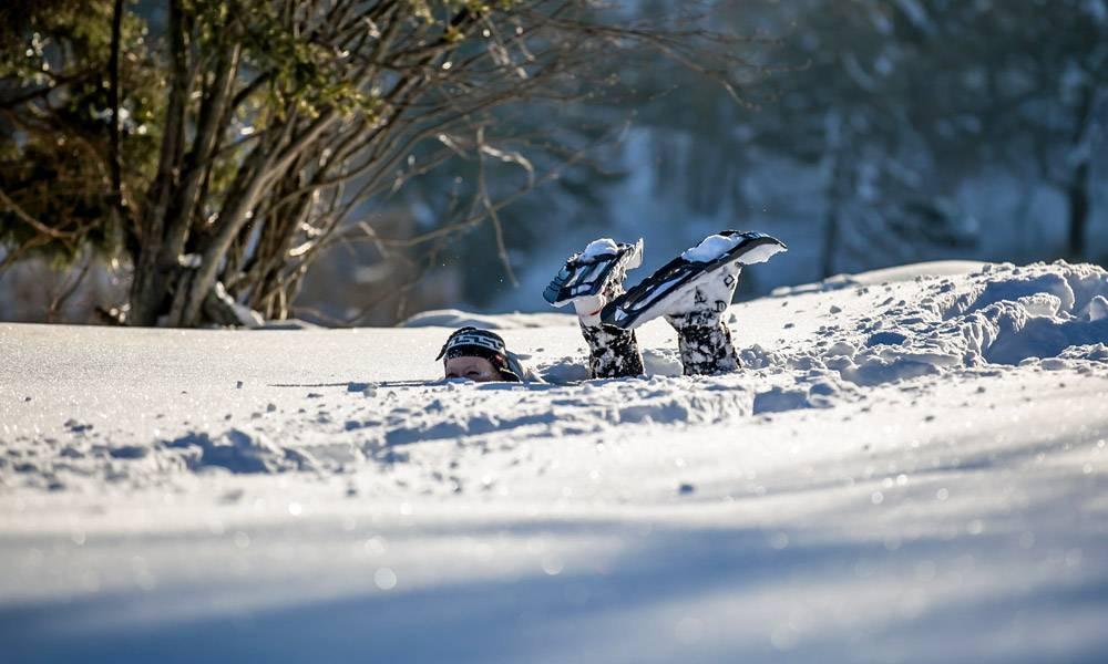 Divertimento sulla neve in Trentino