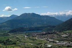 Der Caldonazzosee – eine Oase im Trentino