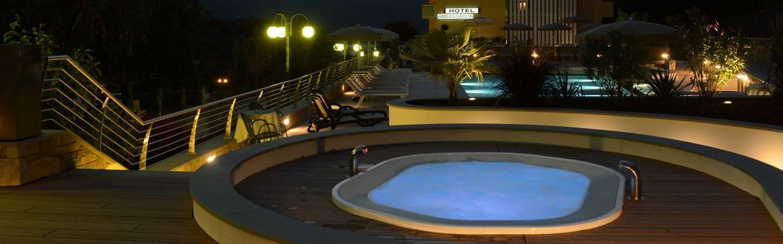 Hotel Ambassador a Levico Terme in Trentino