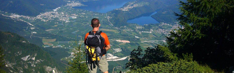 Ab Levico Terme erwandern Sie das Trentino: Panoramatouren und Hüttenwege erwarten Sie.
