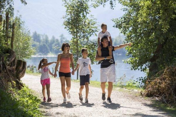 Con la famiglia in Trentino: Levico Terme