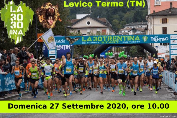 30 Trentina Levico Terme