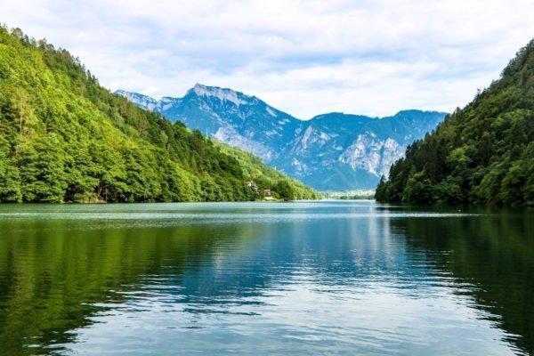 Lago di Levico Terme: Bandiera Blu