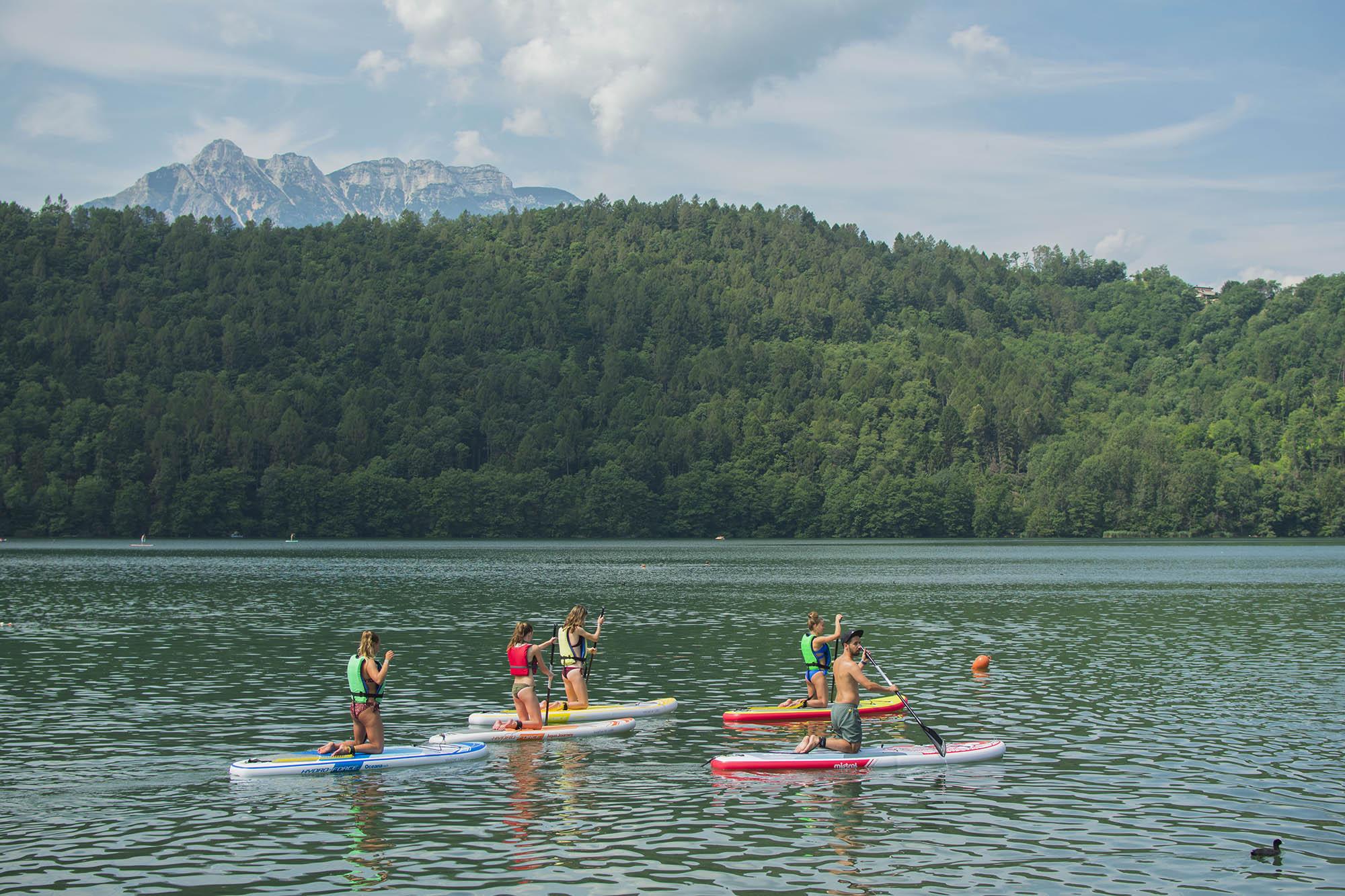 Lago di Levico Sport