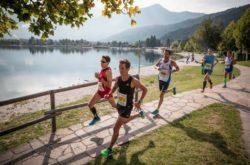 Das 30 Trentina Laufrennen