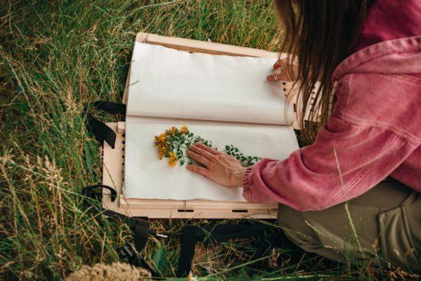 Arte, riciclo e natura